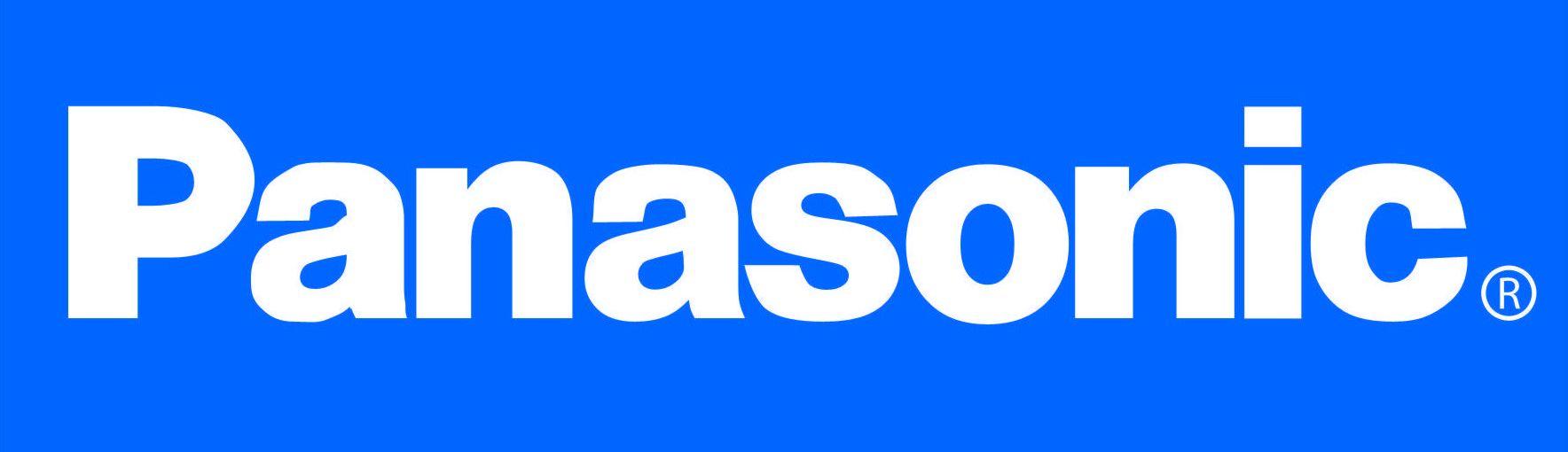 Panasonic logos